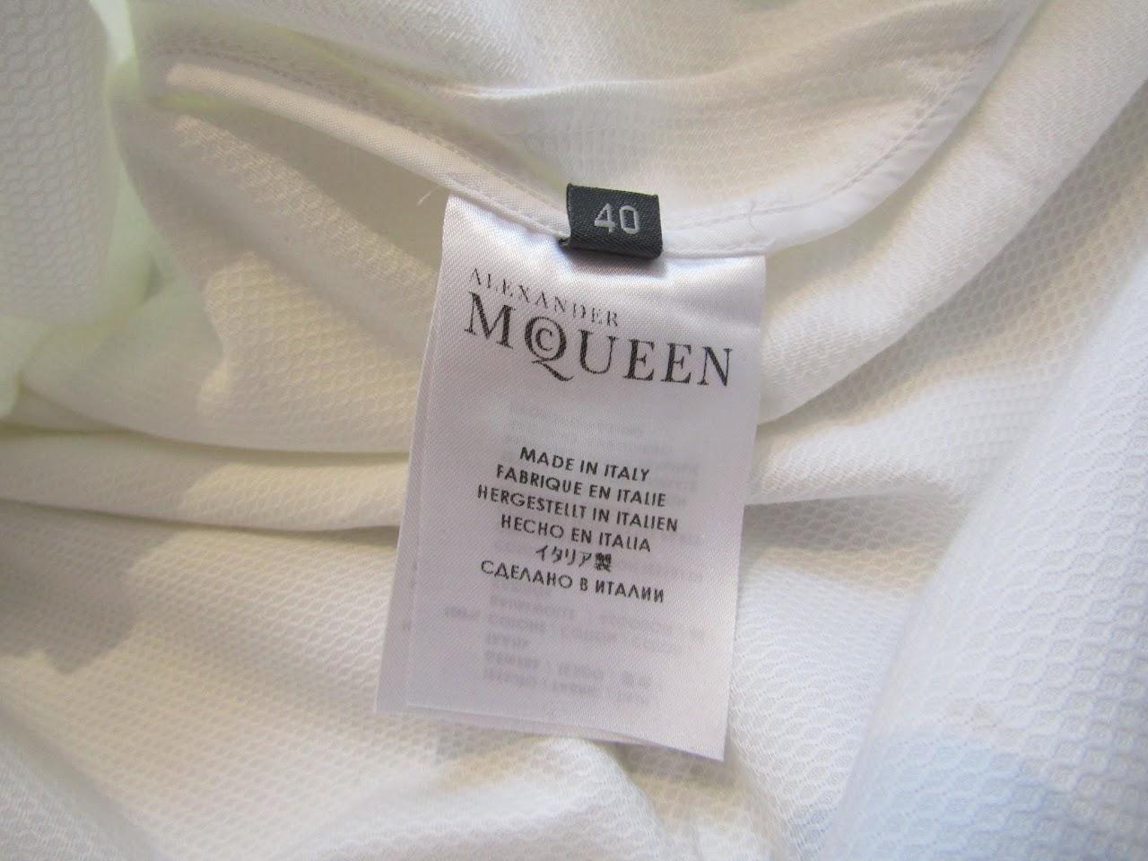 Alexander McQueen Button-down