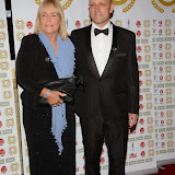 OIC - ENTSIMAGES.COM - Linda Robson and Mark Dunford at the National Film Awards in London 31st March 2015  Photo Mobis Photos/OIC 0203 174 1069