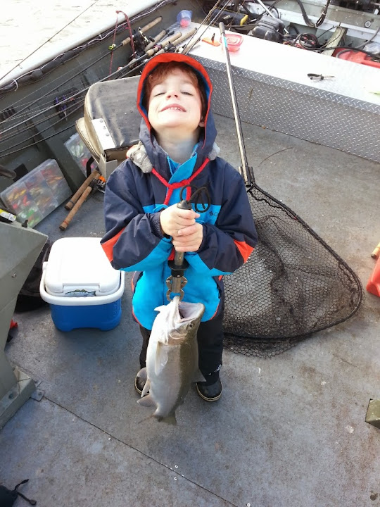Guided Steelhead Fishing on the Muskegon River