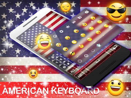 American Keyboard 2019 1.275.18.947 app download 2