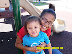 6.9.15 Outdoor Play Ms.Jazhiel & Kaylee.jpg