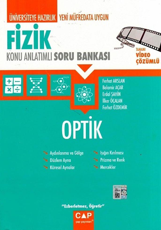 Çap Yayınları - TYT Fizik - Optik