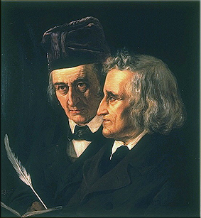 Jacob  y Wilhelm Grimm