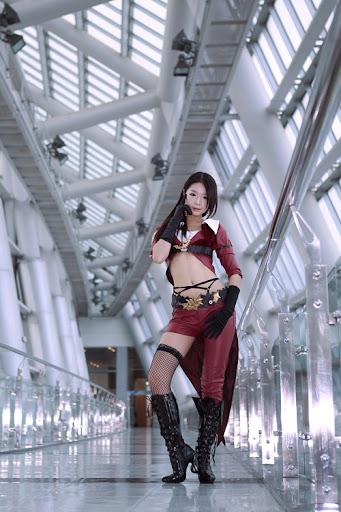 Người mẫu xứ Hàn gợi cảm với cosplay Age of Heroes 7