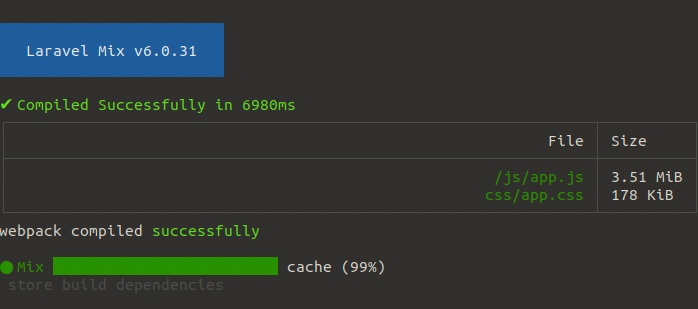 Cara menambahkan dan meng-install npm package di Laravel