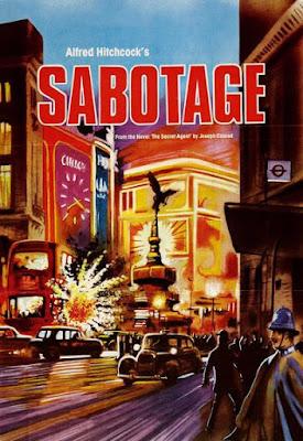 Sabotage (1936) BluRay 720p HD Watch Online, Download Full Movie For Free