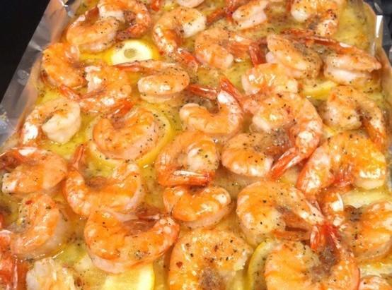 Shrimp La Louisiana Recipe