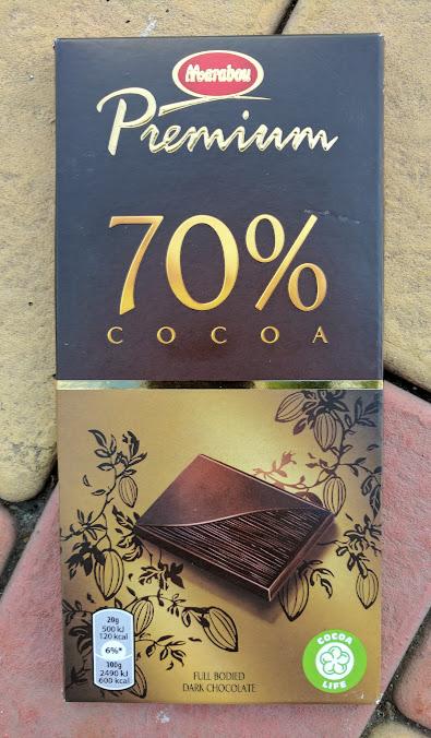 70% marabou bar