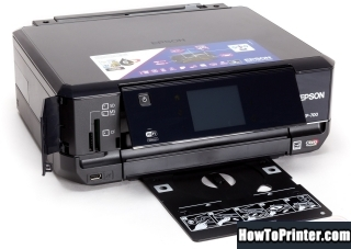 Reset Epson XP-700 printer Waste Ink Pads Counter