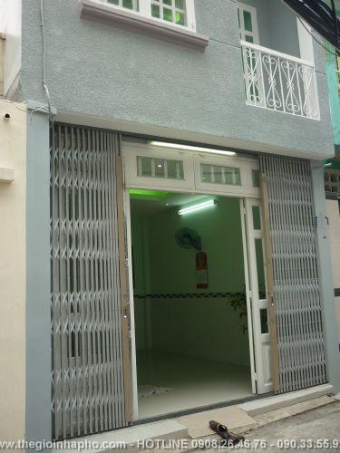 Bán nhà Thích Quảng Đức , Quận Phú Nhuận giá 3, 2 tỷ - NT82