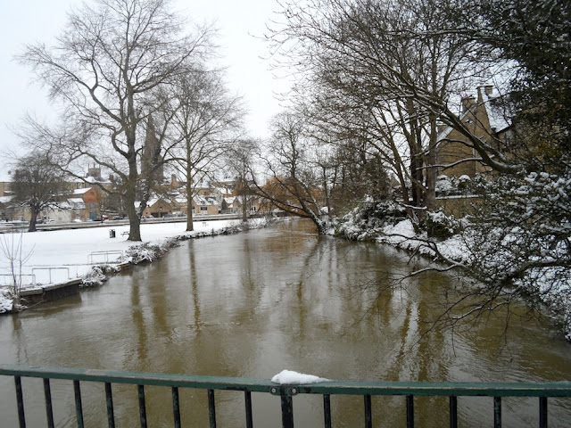 The river Welland at Stamford