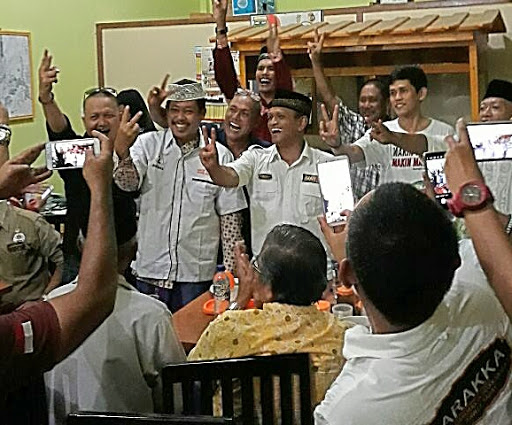 Lagi, Loyalis Amran Mahmud Alihkan Dukungan ke BARAKKA