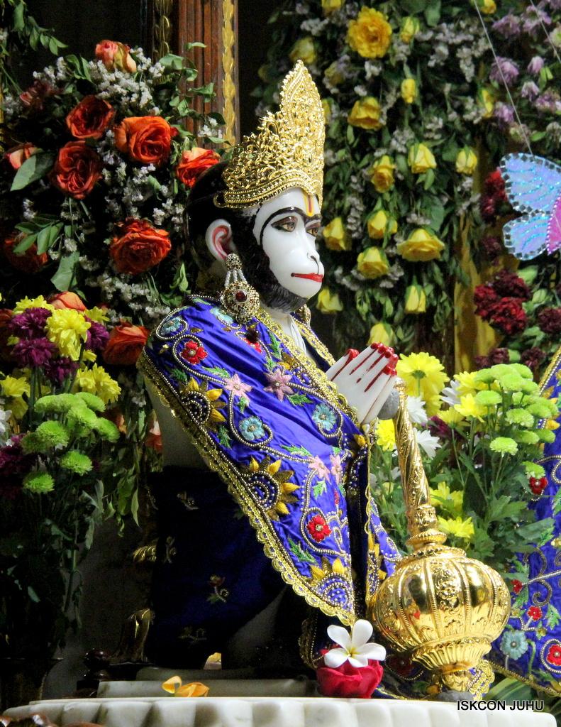 ISKCON Juhu Mangal Deity Darshan on 17th Jan 2017 (11)