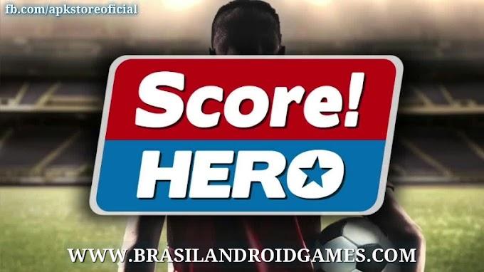 Download Score! Hero v1.74 APK MOD DINHEIRO INFINITO - Jogos Android