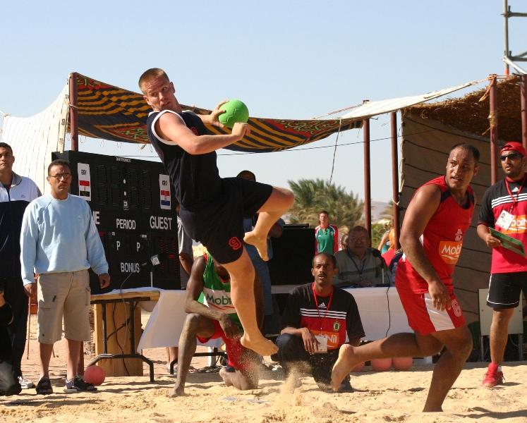 SP 2004 Beachhandball