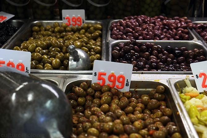 Olives at Teitel Brothers