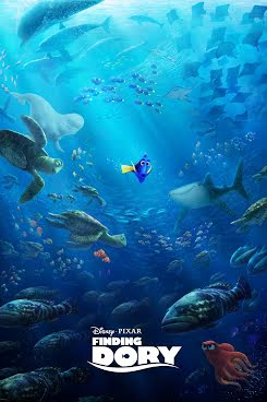 Buscando a Dory - Finding Dory (2016)