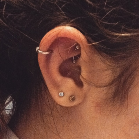 Dont Jump The Gun When It Comes To Getting A Cartilage Piercings