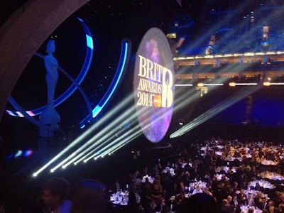 The Brits 2014