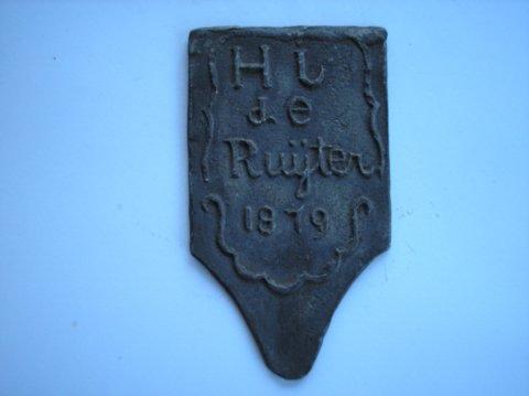 Naam: HI de RuijterPlaats: VordenJaartal: 1879