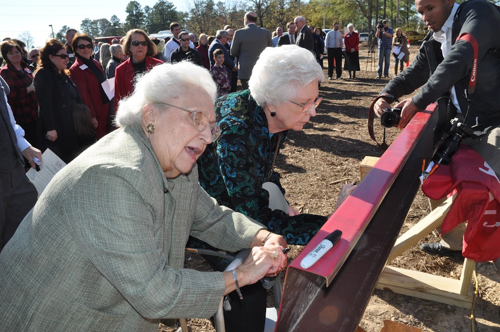 UACCH-Texarkana Creation Ceremony & Steel Signing - DSC_0260.JPG