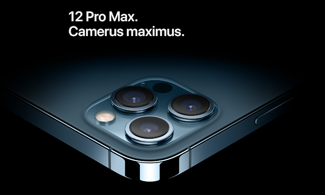 triple camera iphone 12 pro max