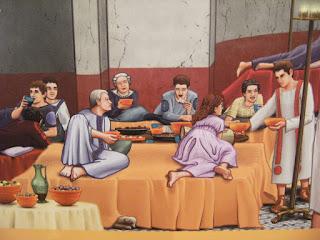 Sabores a la romana 2ºB
