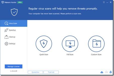 Glarysoft Malware Hunter PRO 1.16.0.30 Multilingual