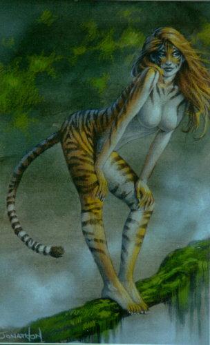 Tiger, Magic Animals 1