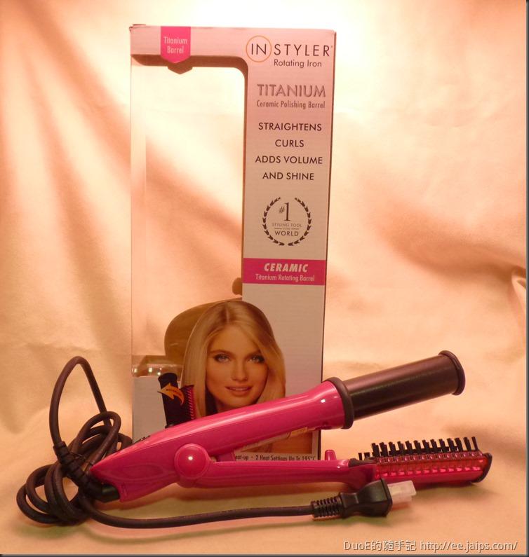 Instyler 第二代負離子兩用速效電動捲髮器