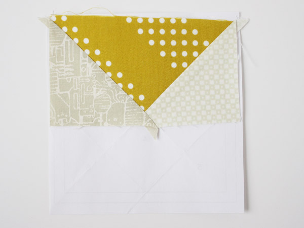 Paper Piecing Crash Course