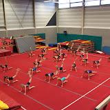 Extra training Jong Talent/Selectie in Leiden 03.11.2013