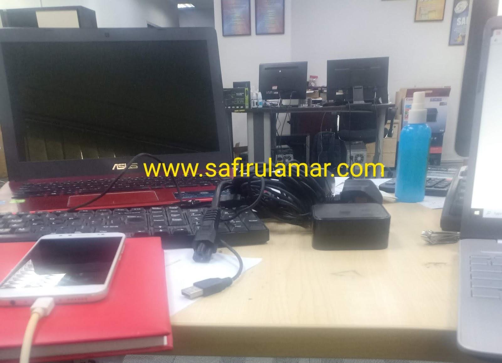 Hardisk Laptop Rosak Pula