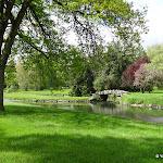 Château de Rambouillet : Jardin anglais, La Guéville