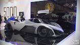 Devel Sixteen - a 5000hp V16 hypercar from Dubai
