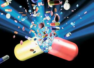 Антибиотики польза или вред