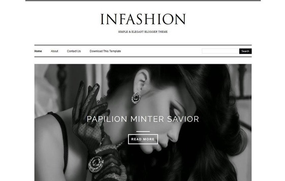 infashion-template
