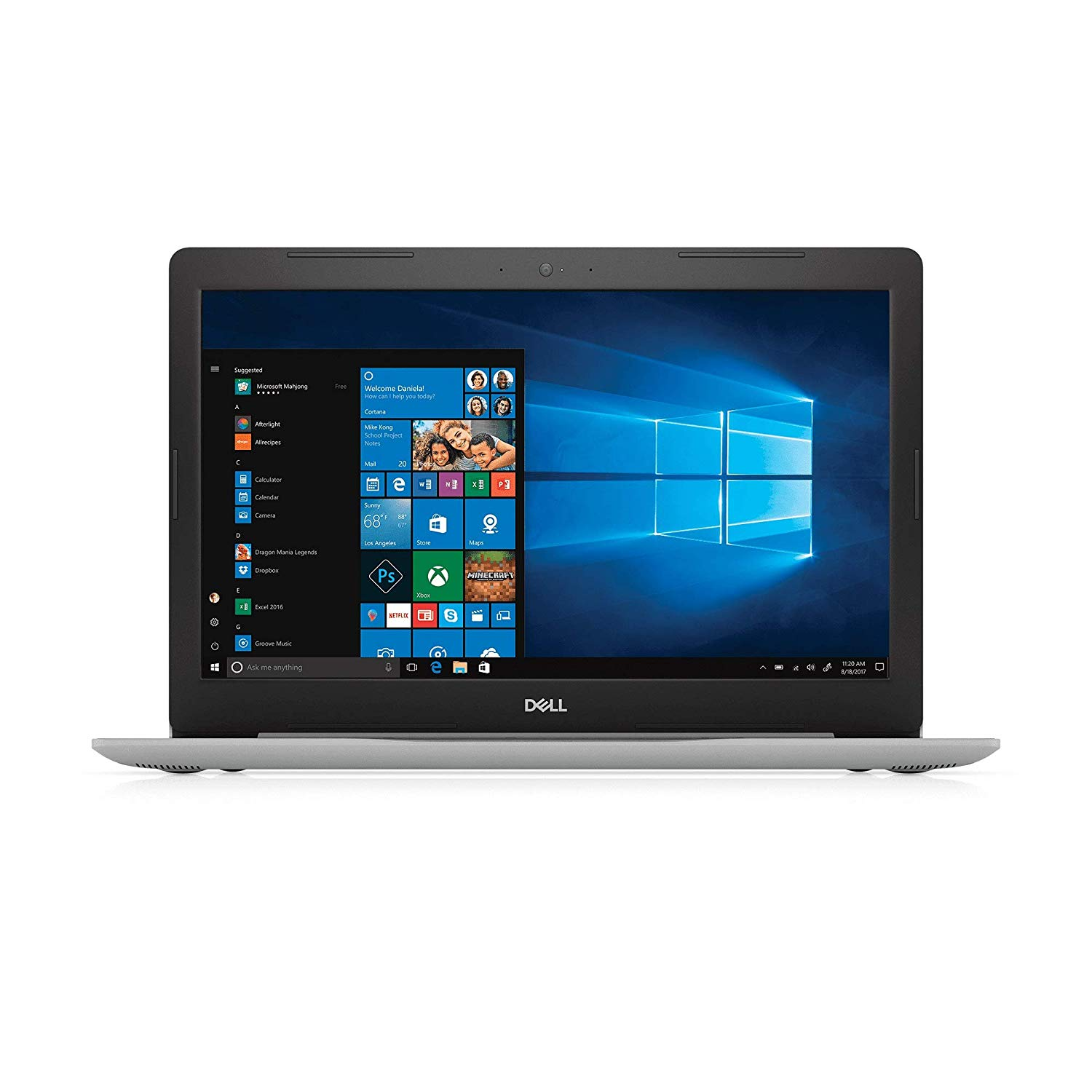 Dell-Inspiron 15 5570,15.6 inch HD (1366x768) Laptop