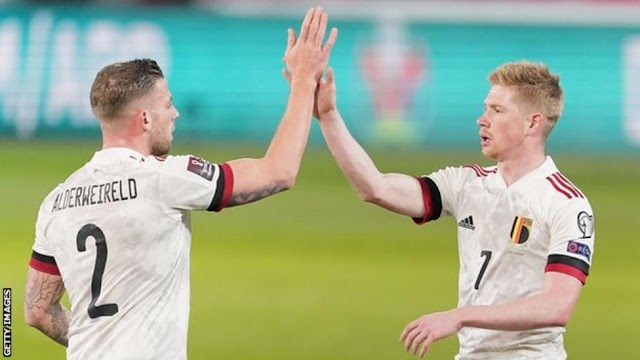 Kevin de Bruyne: Belgium midfielder Euro 2020 chances known in four to five days