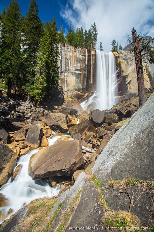 Vernal Falls 2 Yosemite
