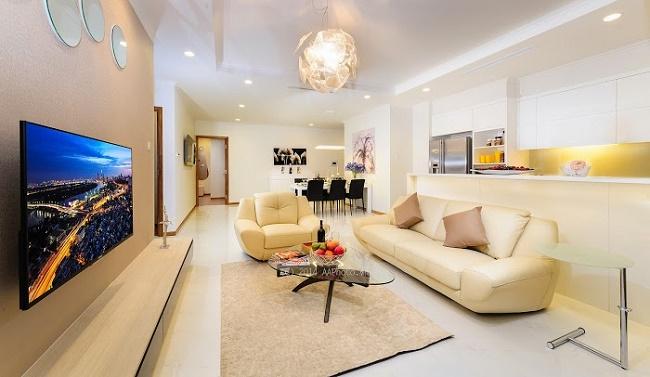 Thuê căn hộ 2 phòng ngủ 86m2 Vinhomes Nguyễn Chí Thanh