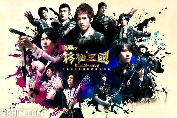 Ảnh trong phim Chung Cực Tam Quốc - K.O.3an Guo 1