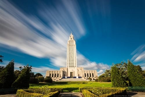 State Capitol Baton Rouge
