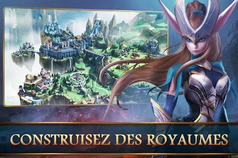 Mobile Royale Capture d'écran
