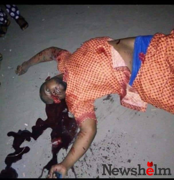 [HORRID PHOTO] Student Killed In Adeniran College Of Education Cult Battle