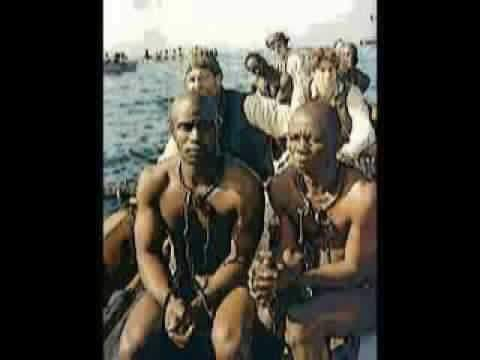 Human hunting :  abolition of slave trade,  slavery in africa today