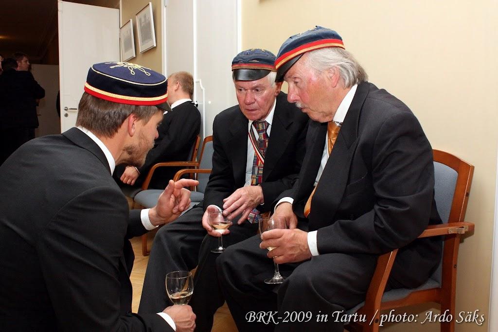 46. Balti Rahvaste Kommers / 46-th Commers of Baltic Fraternities - BRK2009_t073.JPG