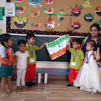 Independence Day Celebration (Playgroup & Nursery) 12.08.2016