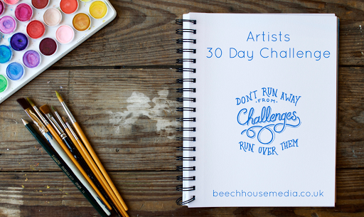 30 Day artists Challenge