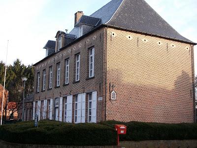 1757: Westerlo-Oevel, oude pastorie (abdij van Postel).
